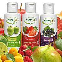 SteviJa Vloeibaar Fruitsmaak