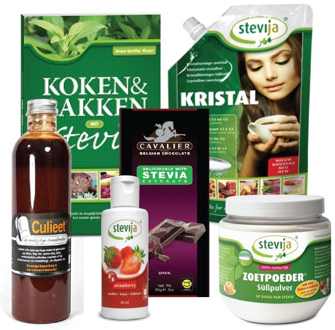 Win het SteviJa keukenpakket!