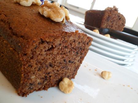 Chocolade hazelnootcake