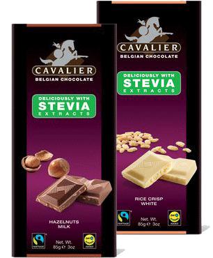 Aanbieding 2x Cavalier Chocolade