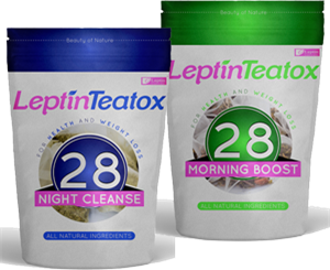 Detox Night Cleanse + Morning Boost