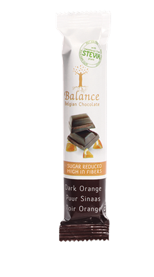 Balance Chocolade Puur/Orange