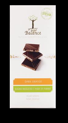 Balance Chocolade Puur Orange