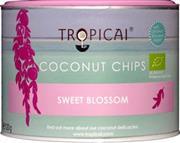 Aanbieding: Coconut Chips Sweet Blossom, 120 gram