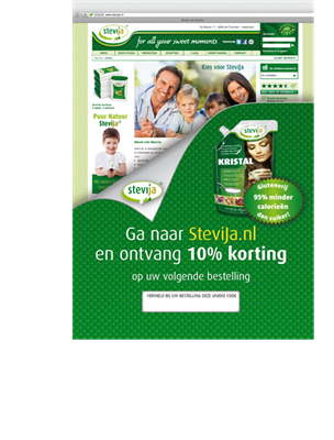 Kortingsbon 10%