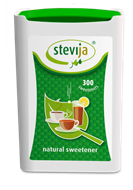 SteviJa Zoetjes - Dispenser: 300 stuks