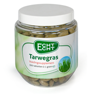 Echt-Echt Tarwegras Tabletten