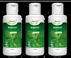 SteviJa Vloeibaar Naturel 40 ml
