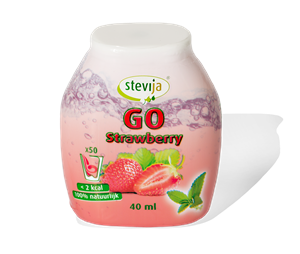 Stevia GO <br />Strawberry