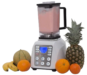 MontAna High Speed Blender (zwart)