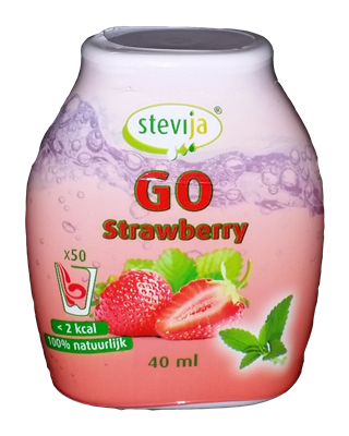 SteviJa GO <br />Strawberry