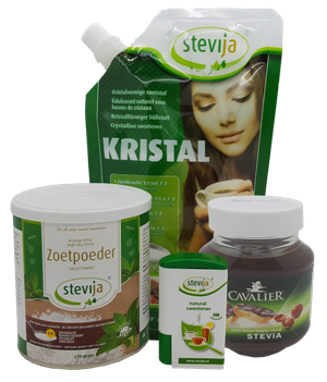 Stevia <br />Sweet Moments